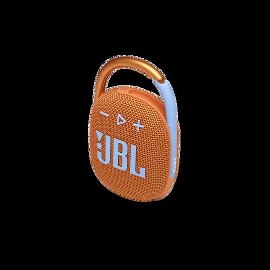 JBL CLIP 4 - Orange - Ultra-portable Waterproof Speaker - Detailshot 2