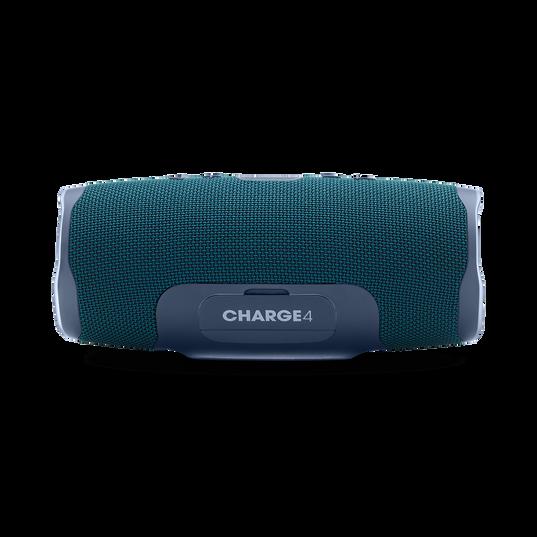 JBL Charge 4 - Blue - Portable Bluetooth speaker - Back