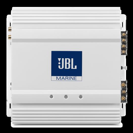 MA 6002 - Black - 2-Channel Full-Range Marine Amplifier (60x2) - Hero