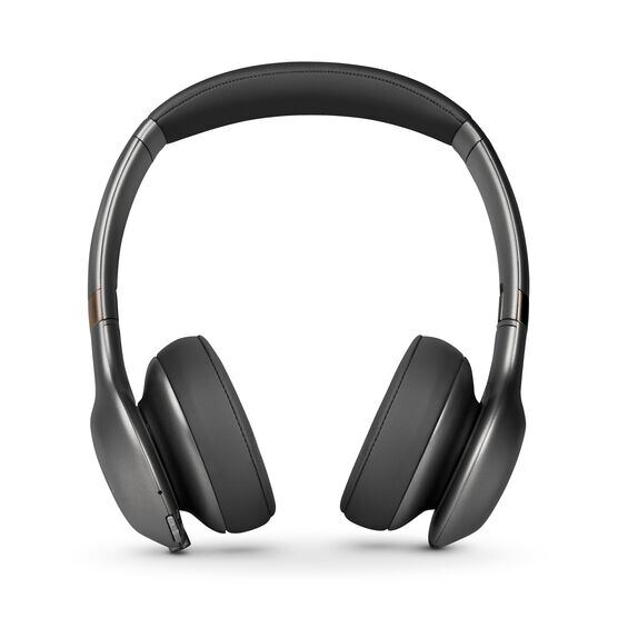 EVEREST™ 310GA - Gun Metal - Wireless on-ear headphones - Front