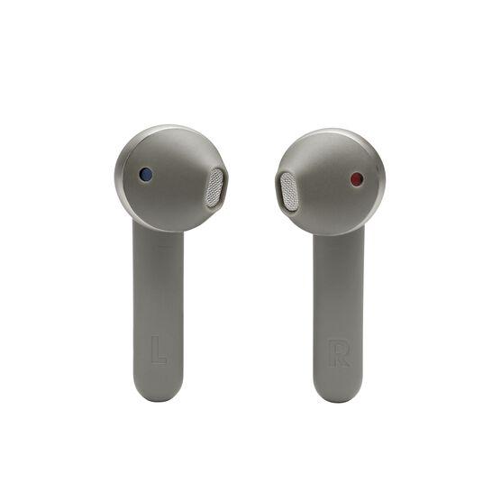 JBL TUNE 220TWS - Grey - True wireless earbuds - Back