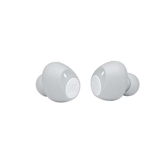 JBL Tune 115TWS - White - True Wireless In-Ear Headphones - Detailshot 1