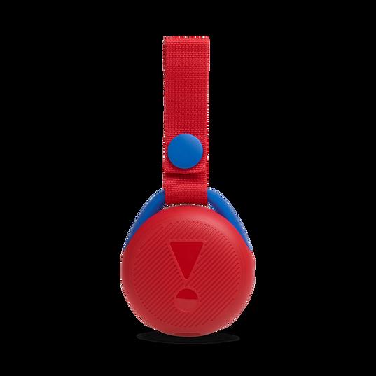 JBL JR POP - Red - Portable speaker for kids - Back