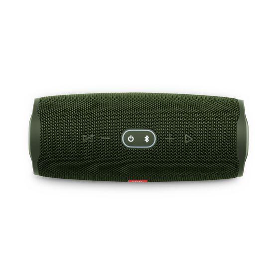 JBL Charge 4 - Forest Green - Portable Bluetooth speaker - Detailshot 1