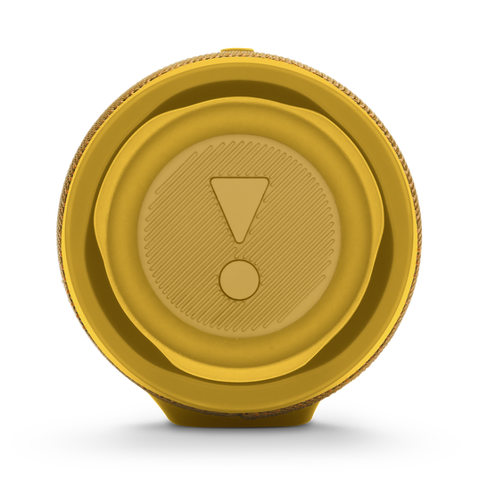 JBL Charge 4 - Mustard Yellow - Portable Bluetooth speaker - Detailshot 3