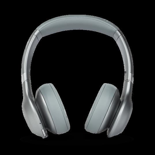 JBL EVEREST™ 310 - Silver - Wireless On-ear headphones - Front