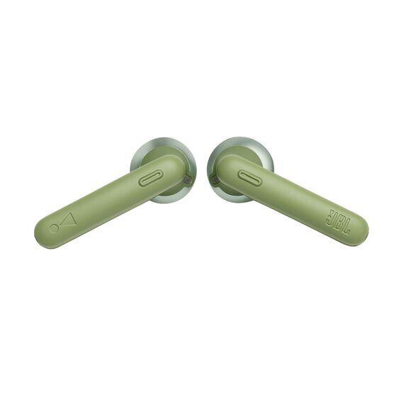 JBL TUNE 220TWS - Green - True wireless earbuds - Front