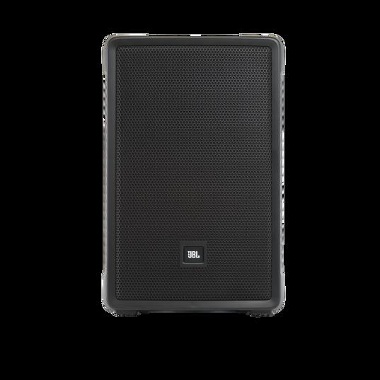 "JBL IRX112BT - Black - Powered 12"" Portable Speaker with Bluetooth® - Front"
