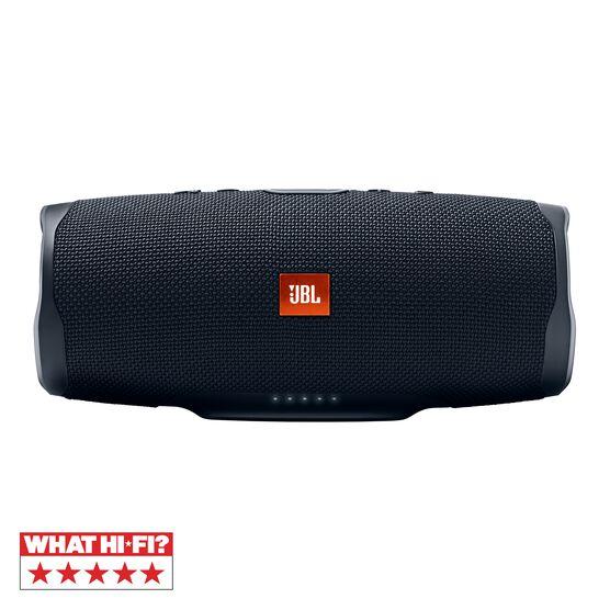 JBL Charge 4 - Black - Portable Bluetooth speaker - Hero