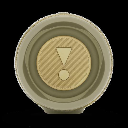 JBL Charge 4 - Sand - Portable Bluetooth speaker - Detailshot 3