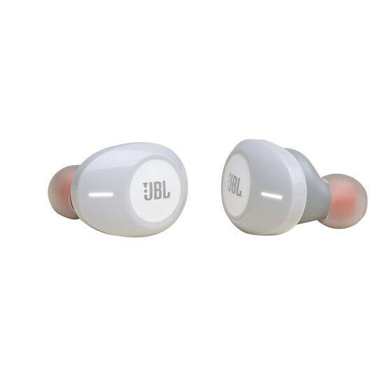 JBL TUNE 120TWS - White - Truly wireless in-ear headphones. - Detailshot 1