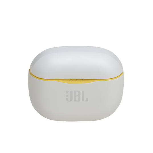 JBL Tune 120TWS - Yellow - True wireless in-ear headphones. - Detailshot 2