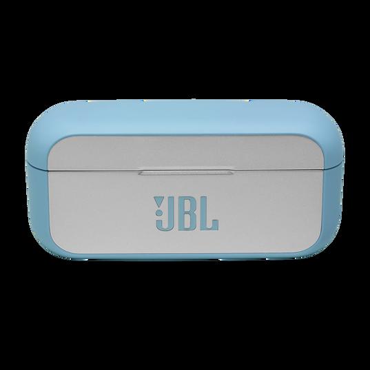 JBL Reflect Flow - Teal - Waterproof true wireless sport earbuds - Detailshot 4