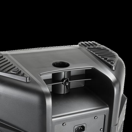 "JBL IRX112BT - Black - Powered 12"" Portable Speaker with Bluetooth® - Detailshot 1"