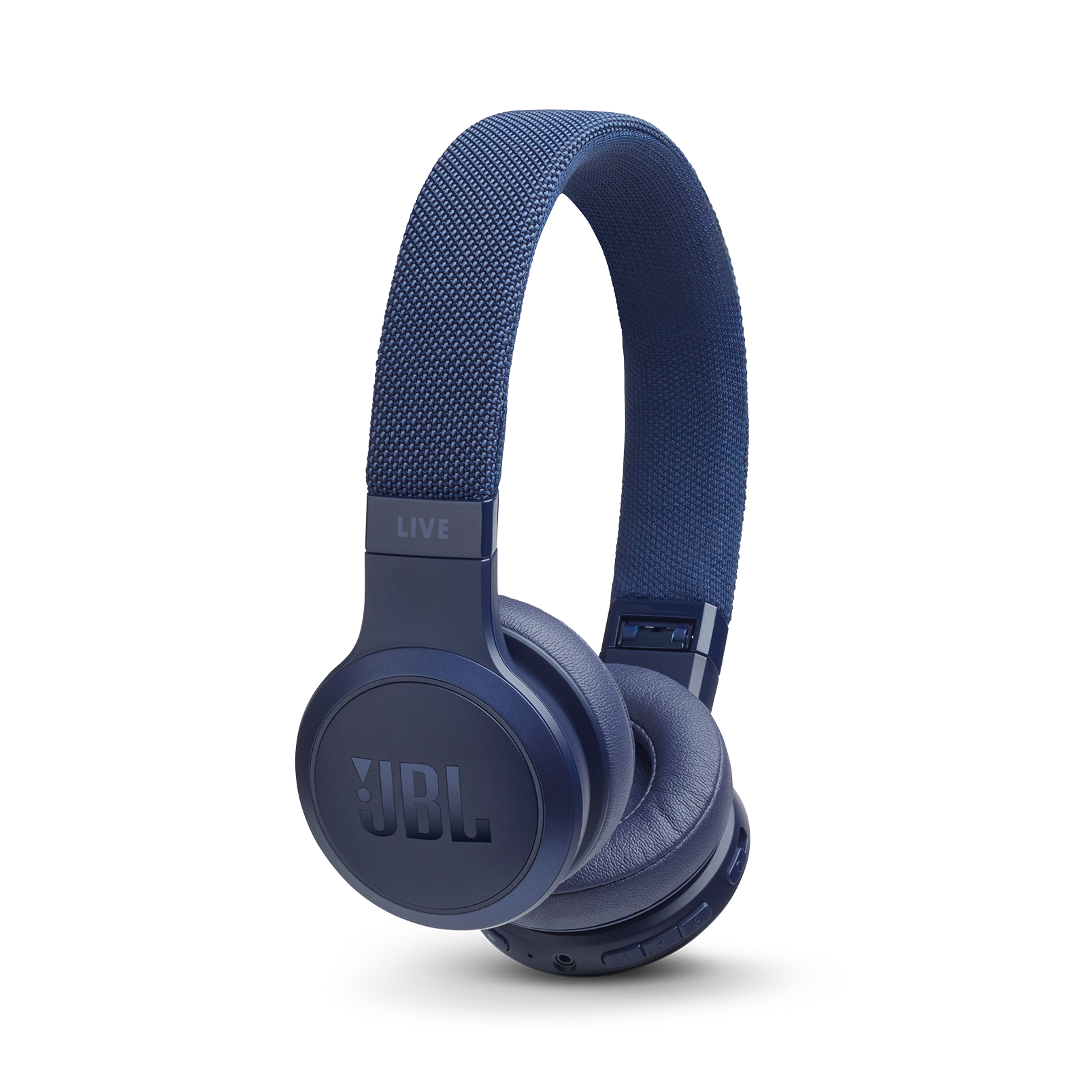 JBL LIVE 400BT - Blue - Your Sound, Unplugged - Hero
