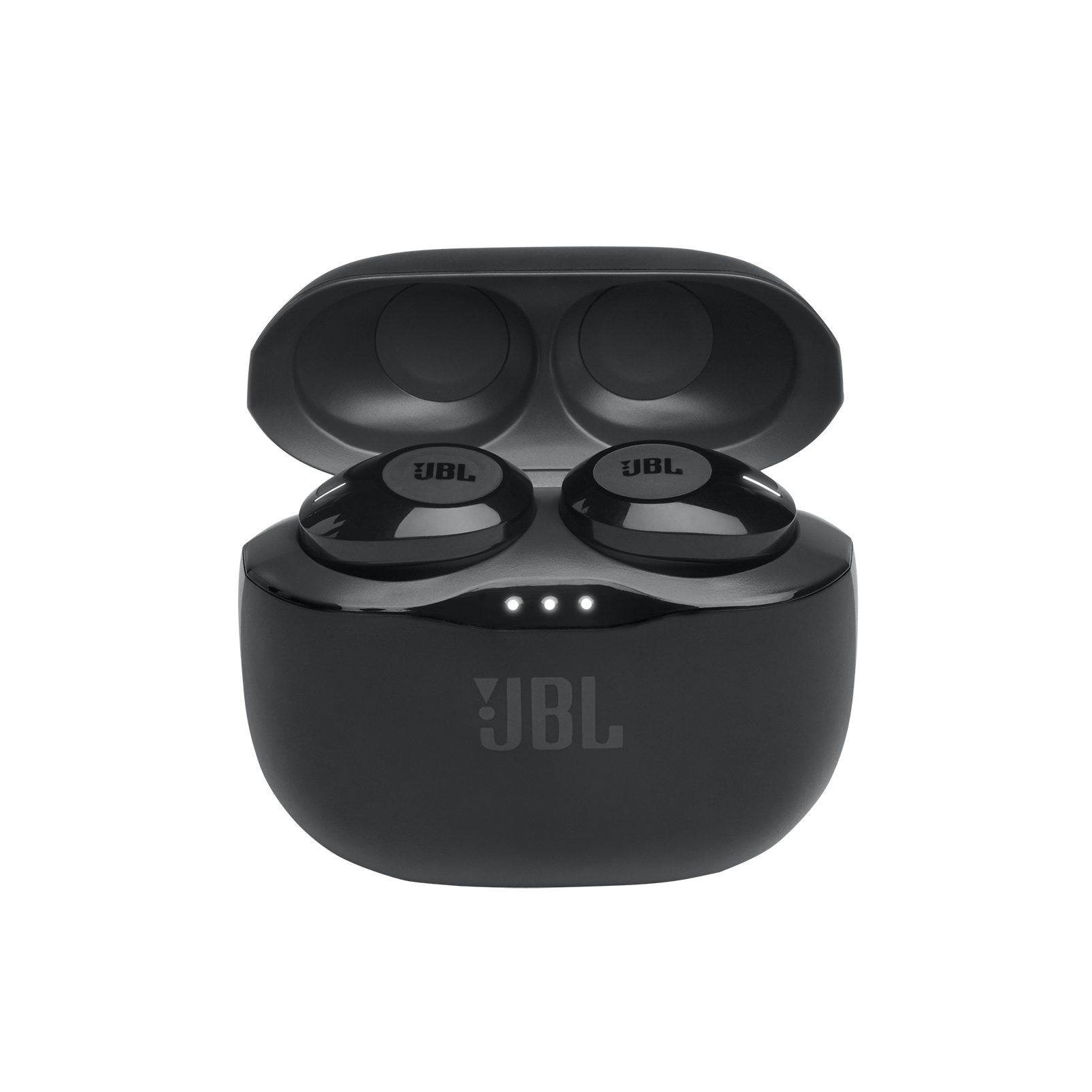 JBL TUNE 120TWS - Black - Truly wireless in-ear headphones. - Hero