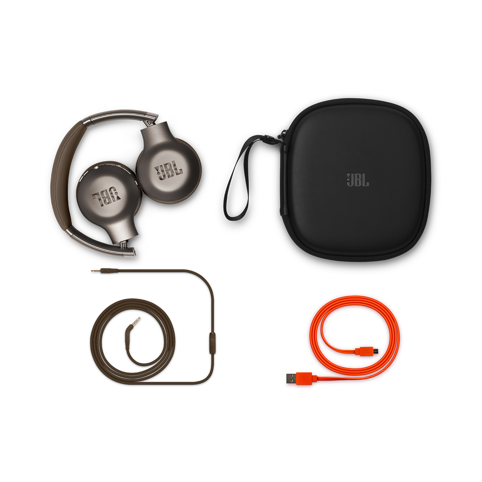 EVEREST™ 310GA - Brown - Wireless on-ear headphones - Detailshot 3