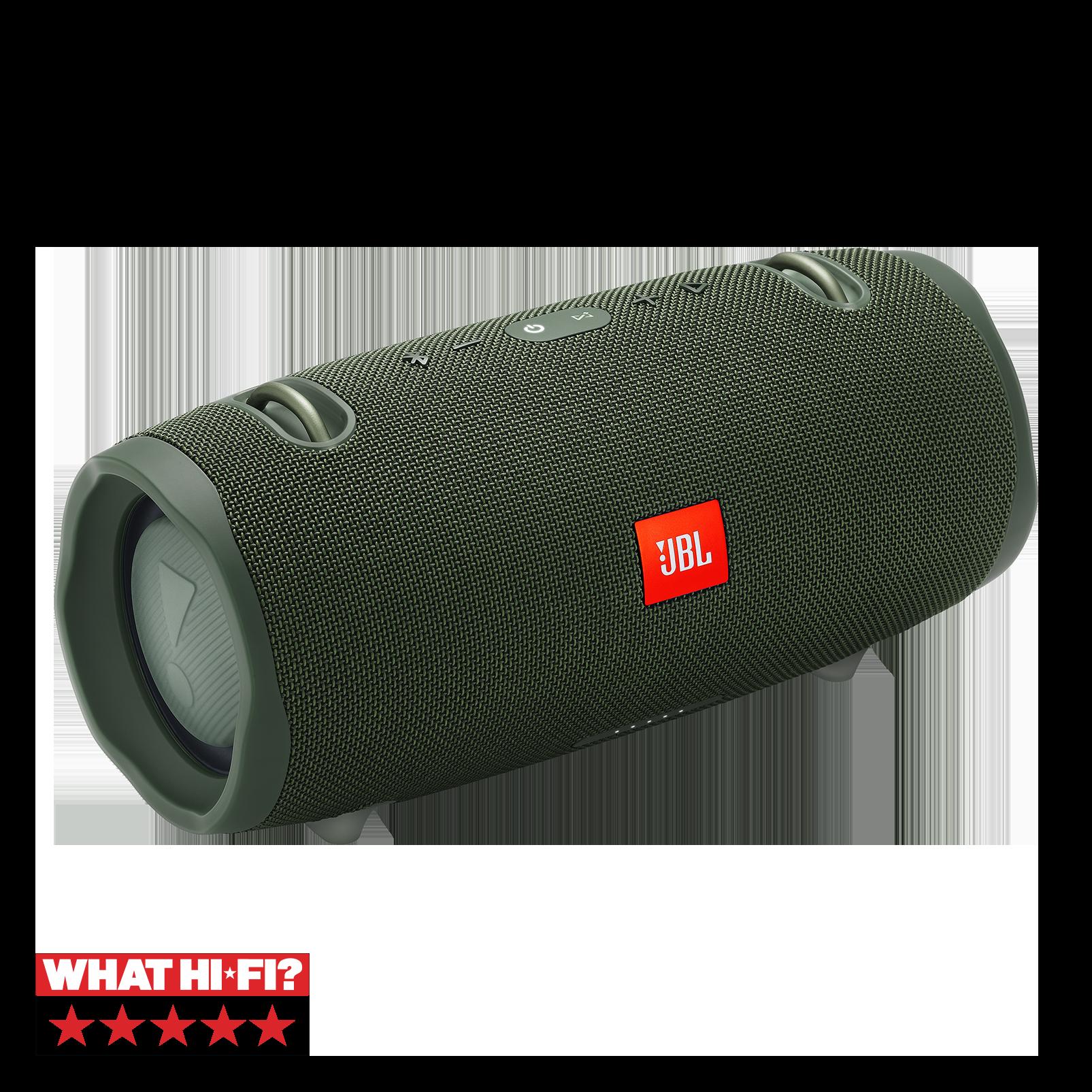 JBL Xtreme 2 - Forest Green - Portable Bluetooth Speaker - Hero