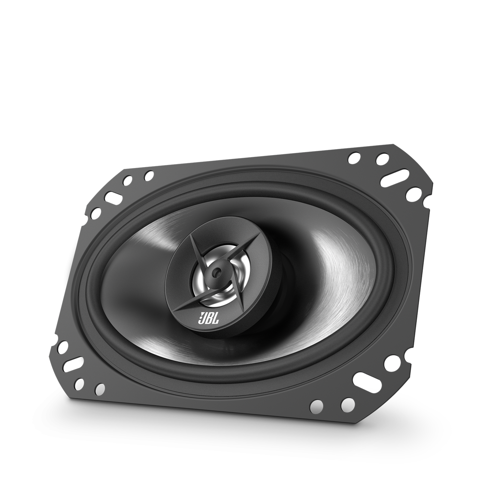 "Stage 6402 - Black - 4"" x 6"" (101mm x 152mm) coaxial car speakers, 105W - Hero"