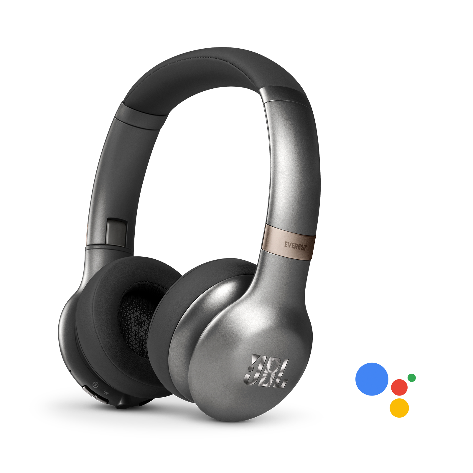 EVEREST™ 310GA - Gun Metal - Wireless on-ear headphones - Hero