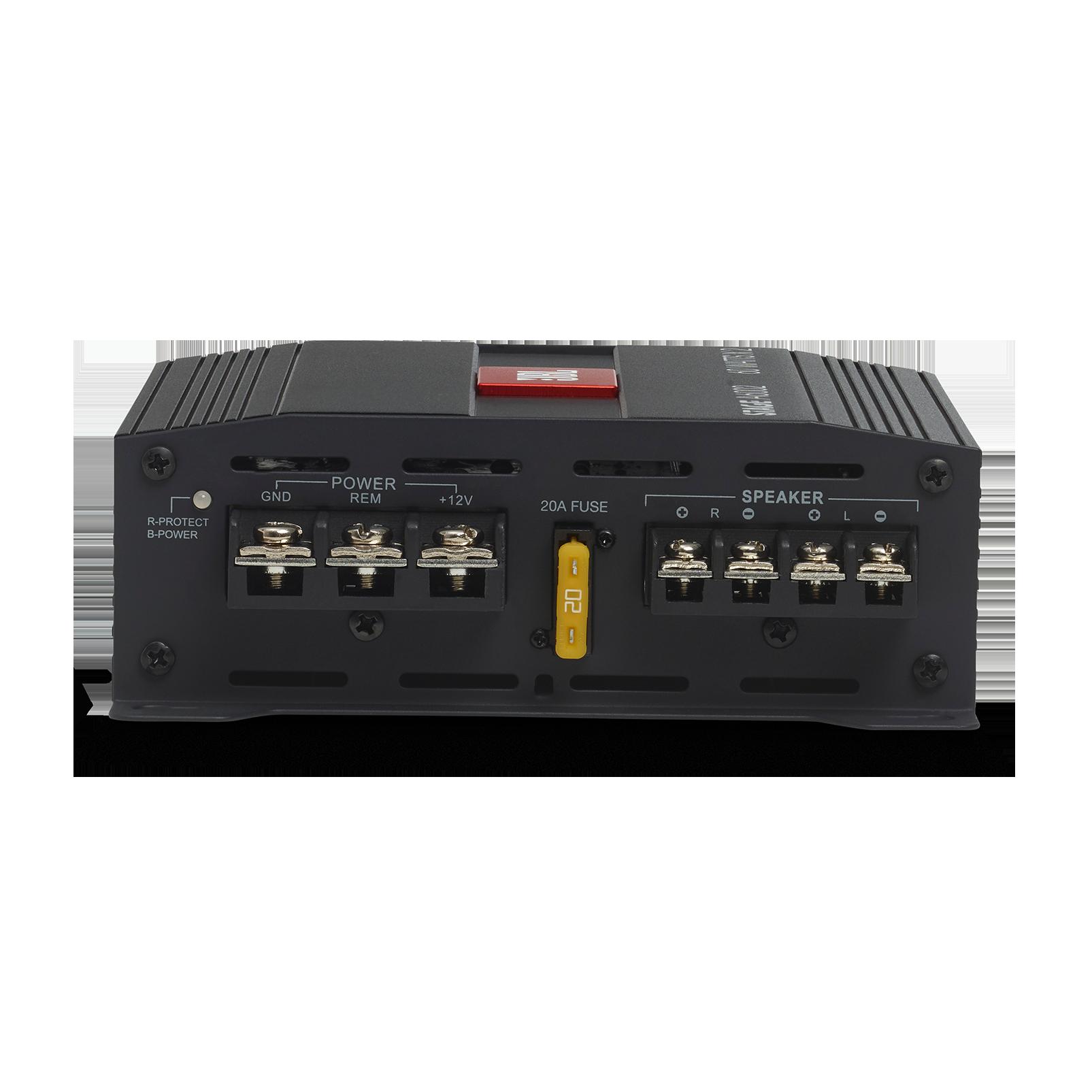 JBL Stage Amplifier A6002
