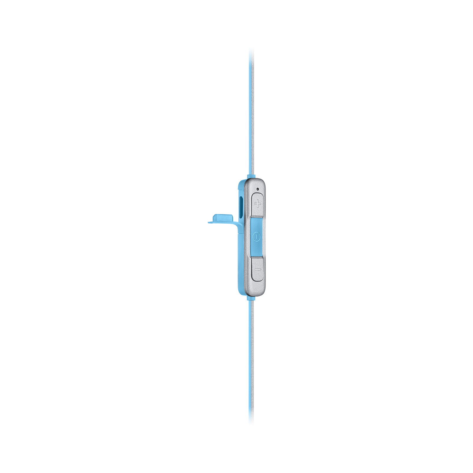JBL REFLECT MINI 2 - Teal - Lightweight Wireless Sport Headphones - Detailshot 4